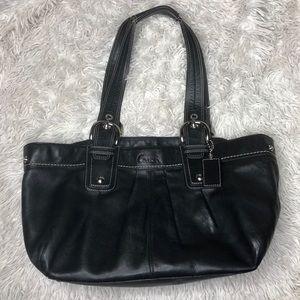 Authentic Coach Black Handbag!